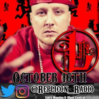Replicon Radio 10/16/17 - Lyte