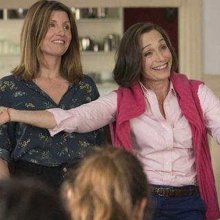 "Maria McCann reviews ""Military Wives"" in her cinema slot."