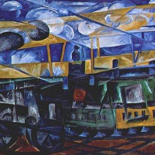Il Cubo-Futurismo di Natalia Goncharova - Guerra all'Arte #21