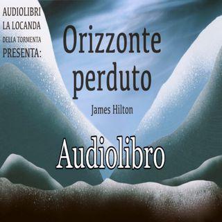 Audiolibro Orizzonte Perduto - J. Hilton