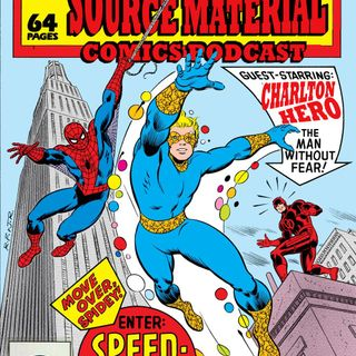 "Source Material #205 - ""Penance: The Redemption of Speedball"" #SBTU Topic"
