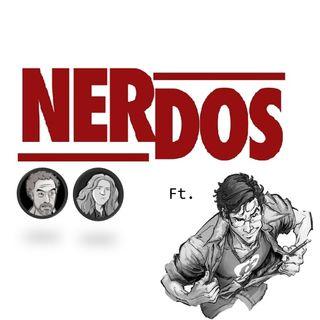 Ep20 - Dibujar profesionalmente para DC Comics (Y el trasero de Nightwing) ft. Joel Ojeda
