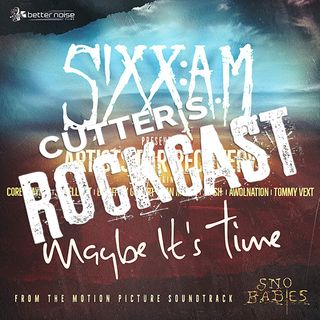 Rockcast 204 - James Michael of Sixx:A.M. and Artists for Recovery