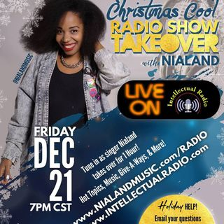 Christmas Cool Radio Take Over