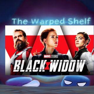 The Warped Shelf - Black Widow