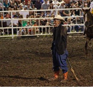 Obama goes to a rodeo & Ted Cruz is an illegal!