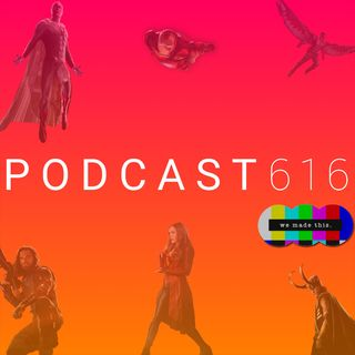 Podcast-616: A Marvel Universe Podcast