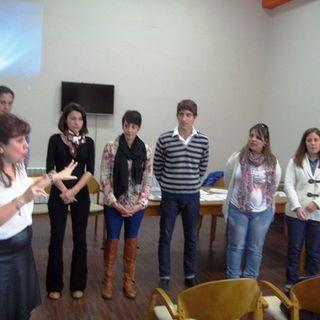 Entrevista Alumnos e instructora de Oratoria