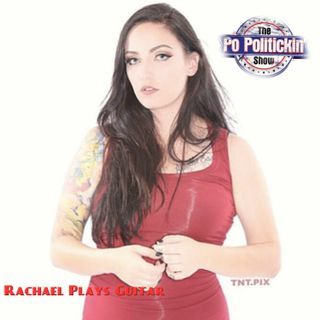 Episode 408 - Rachael Plays Guitar @Rachplaysguitar