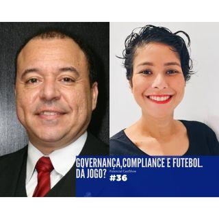 #036   Potencial Compliance Cast   Governança, Compliance e Futebol. Dá  jogo? Com Tiago Fantini
