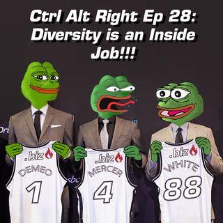 CTRL ALT RIGHT Episode 28 Diversity is an Inside Job