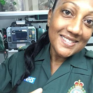 Claudine Officer - Paramedic