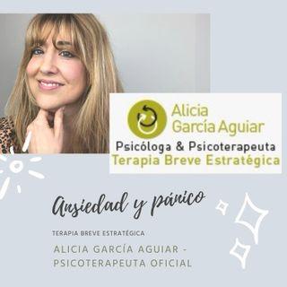 ¿Ansiedad o angustia? Diferencias y tratamiento según la Terapia Breve Estratégica - Alicia García Aguiar, Psicoterapeuta Oficial