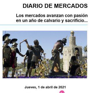DIARIO DE MERCADOS Jueves 1 Abril