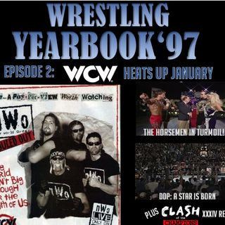 Wrestling Yearbook '97 #2: WCW Heats Up January!