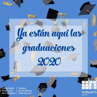 Graduaciones 2020, Retos San José y más noticias ETSII_UPCT
