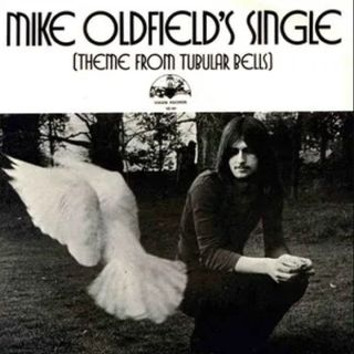 Mike Oldfield MIKE OLDFIELD'S SINGLE - THEME FROM TUBULAR BELLS -