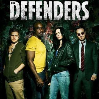 TV Party Tonight: The Defenders (Season 1) Review