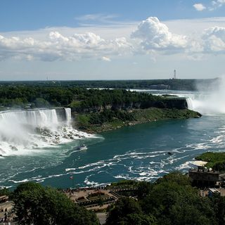 Niagara Falls - THE JOURNEY OF ADVENTURE
