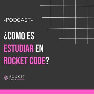 ¿Cómo es estudiar en Rocket Code?