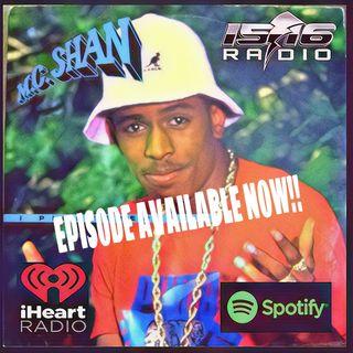 MC SHAN live on 1516 Radio