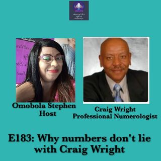 E182: Why Numbers Don't Lie With Craig Wright