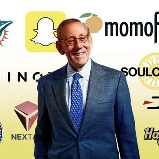 "Sports Motion Network-""Stephen Ross' conflict"""
