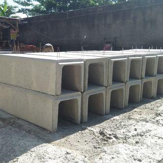 Harga U-Ditch Beton Pracetak ☎  0852 1900 8787 (MegaconBeton.com)