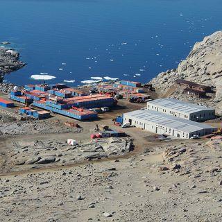 Climate Change (Parte Terza) - Dall'Antartide, Prof. Alberto Della Rovere, Capo Spedizione della stazione Mario Zucchelli