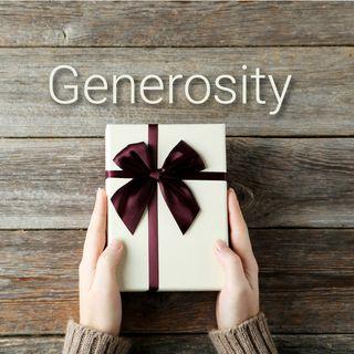 Reality Living 365-Generosity