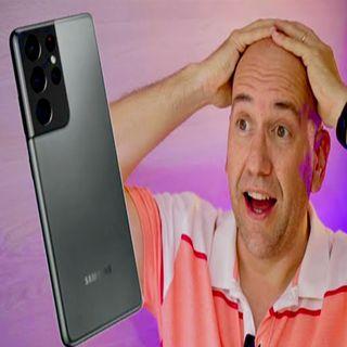 Samsung pega primero ¿Y Apple? S21 Ultra