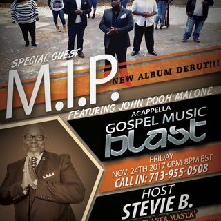 (Episode 10) - Stevie B's Acappella Gospel Music Blast