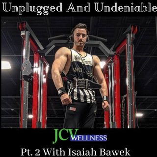 Ep 39: Lowering stress, Tribalism and Consistency: Part 2 with Isaiah Bawek