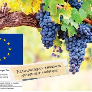 Ep 327: Wine Ingredient Labeling Pushes Forward in the EU -- with Barnaby Eales