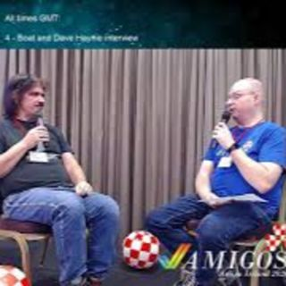 Dave Haynie at Amiga Ireland 2020
