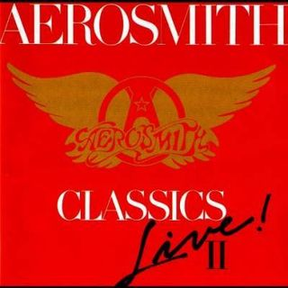 ESPECIAL AEROSMITH CLASSICS LIVE II 1987 #Aerosmith #ClassicsLive #westworld #tigerking #mulan #onward #twd #r2d2 #yoda #ww84 #