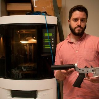 3-D Gun Printer Cody Wilson Faces Sexual Assault Charge +