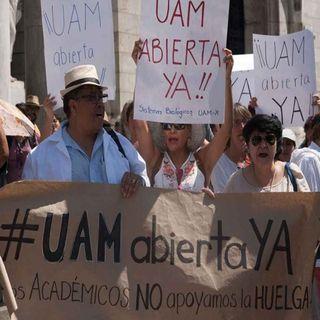 Secretaría del Trabajo mediará conflicto en la UAM