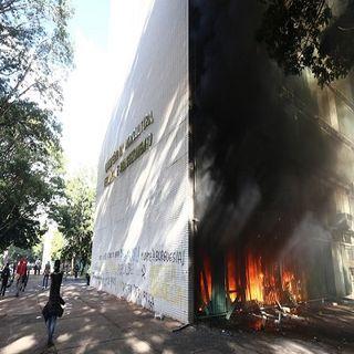 Brasília sob ataque