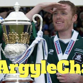 Graham Coughlan on Plymouth Argyle now and then