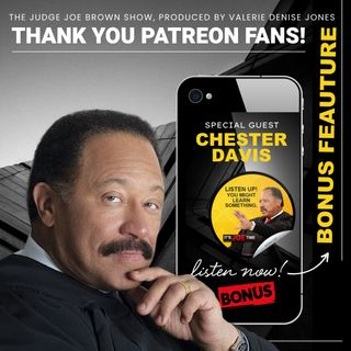 thank you FANS - THANK YOU, CHESTER DAVIS, FOR YOUR SPECIAL TJJBS TRIBUTE - we LOVE you to LIFE