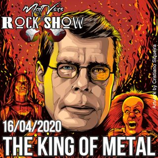 16/04/2020 Metal & Literature Pt.2 Speciale Stephen King