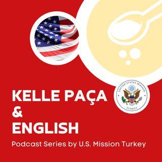 Kelle Paça & English