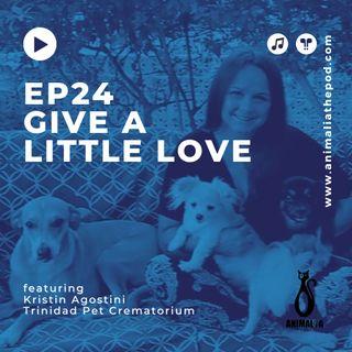 ANIMALIA 24 - Give a Little Love - 28May21