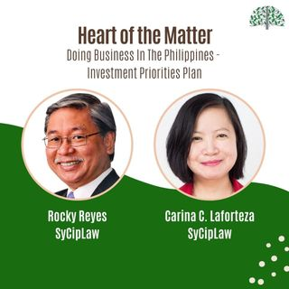 Doing Business in The Philippines - Investment Priorities Plan