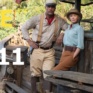 Jungle Cruise | La doctora Lee | TCV-211
