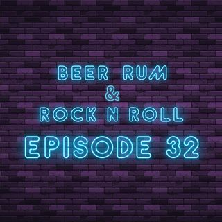 Episode 32 (TOP 10 'SONGS WE HATE BY BANDS WE LOVE' AND PEARL JAM / JOE SATRIANI ALBUM REVIEWS)