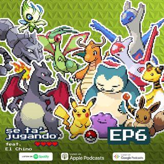 El epecial de Pokemon ft. El chino - Ep.06