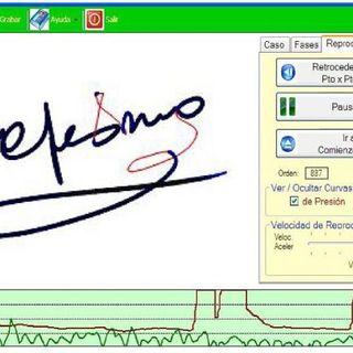 Grafopatologías, Parkinson, Software de analísis Forense de escrituras / Adriana Ziliotto Psicólogo