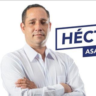 El candidato: Héctor Bravo Delgado, Alianza PAIS